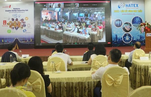 Hải Phòng: Phiên kết nối cung cầu công nghệ trực tuyến giữa doanh nghiệp Việt Nam- Nhật Bản