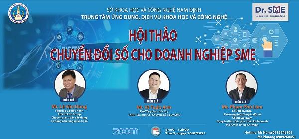 Nam Định: Hội thảo