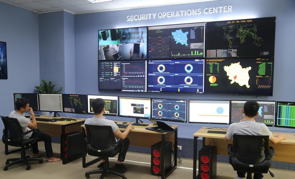 Thái Bình: Khai trương Trung tâm điều hành an ninh mạng SOC