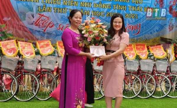 Thái Bình: Tổ chức tuyên truyền về hội thi, cuộc thi sáng tạo khoa học kỹ thuật
