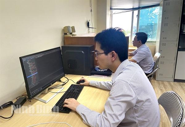 VNPT Ninh Bình- Đảm bảo an toàn thông tin trong quá trình chuyển đổi số